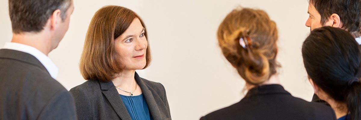 Gabriele Eylers. Business Coach und Entwicklungsberaterin für Teams, Führungskräfte und Organisationen in Berlin.