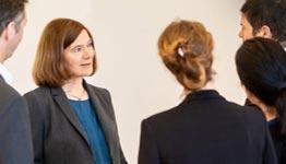 Gabriele Eylers, Führungskräfte-Coachung, Berlin
